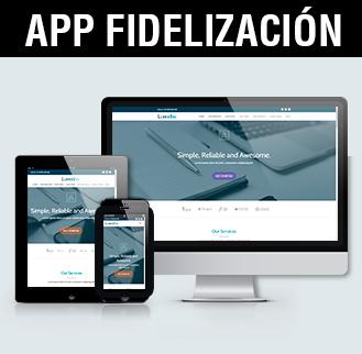 Aplicaciones fidelizacion de clientes App para fidelizar