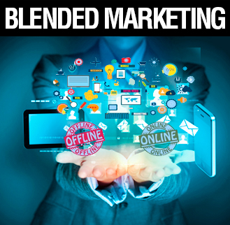 Blended Marketing Albacete Marketing combinado