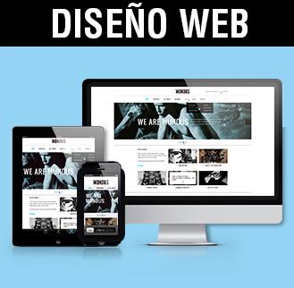 Diseño web Madrid, diseño de páginas web Madrid, diseño web