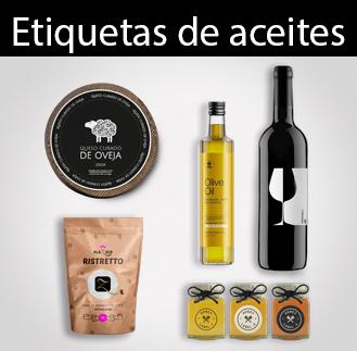 Diseño etiquetas de aceite, diseño de etiquetas productos alimenticios
