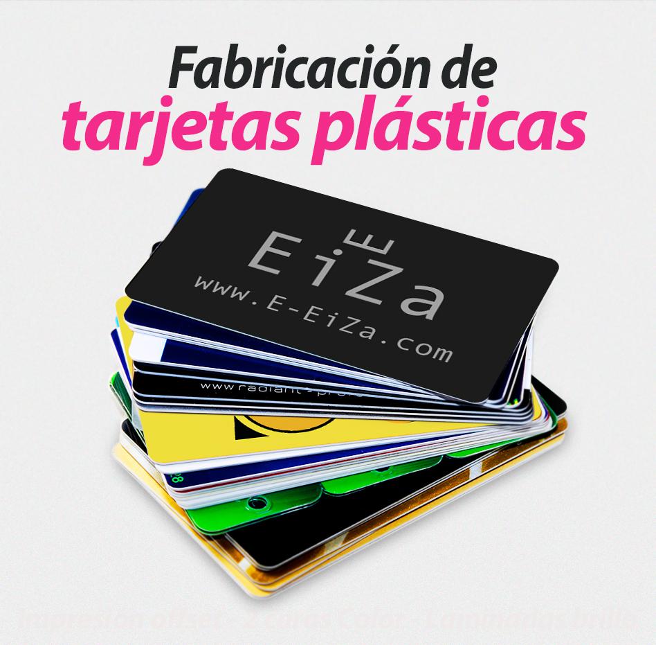 Tarjetas pvc, tarjetas plasticas, fabricantes de tarjetas PVC