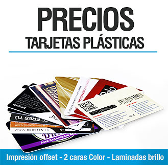 Precios tarjetas de PVC personalizadas, precios tarjetas plásticas personalizadas
