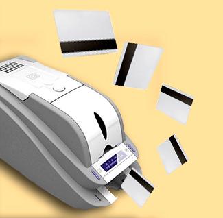 Impresoras de tarjetas PVC, imagen impresora tarjetas, impresoras de tarjetas plásticas
