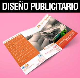 Diseño publicitario Albacete. Estudio de diseño gráfico Albacete