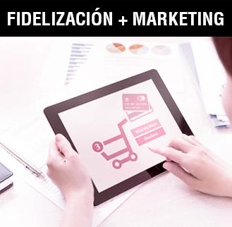Aplicaciones fidelizacion y gestion de marketing de lealtad