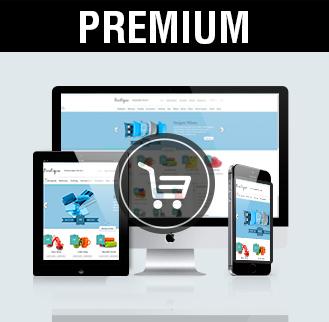 Tiendas online diseño tiendas online premium, imagen