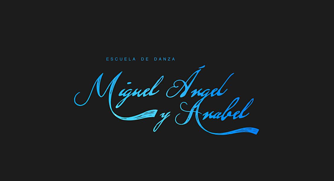Diseño Gráfico, Branding, diseño de logotipo para Miguel Ángel y Anabel