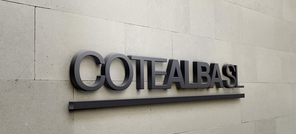 Diseño gráfico, diseño gráfico Albacete, branding, Cotealba