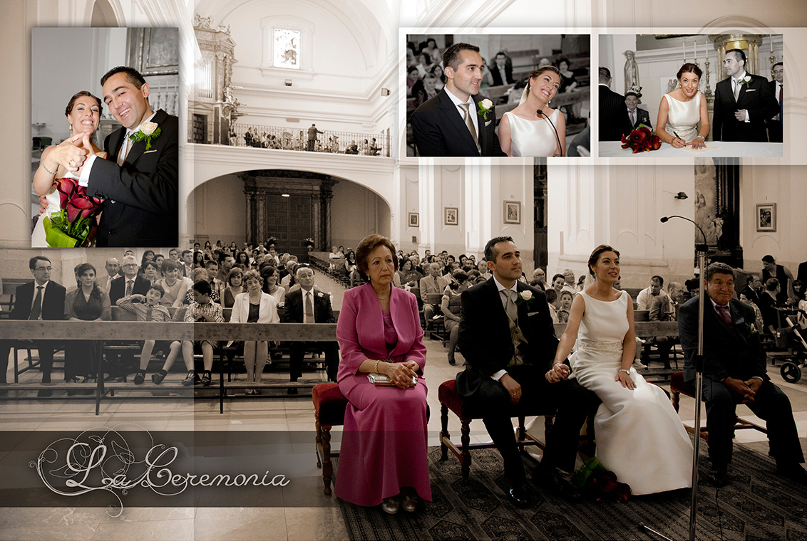 Reportajes fotográficos de bodas Albacete. Fotogrias de boda Javier y Charo