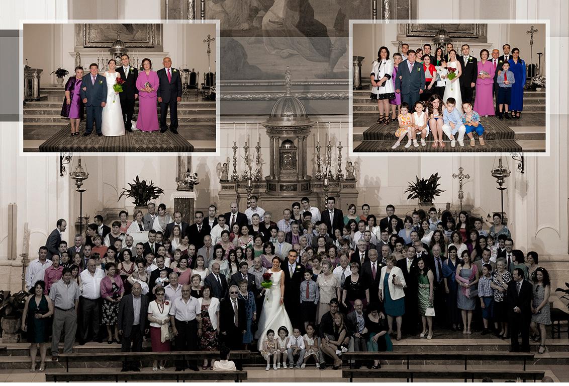 Fotográfos de bodas Albacete. Reportaje boda Javier y Charo