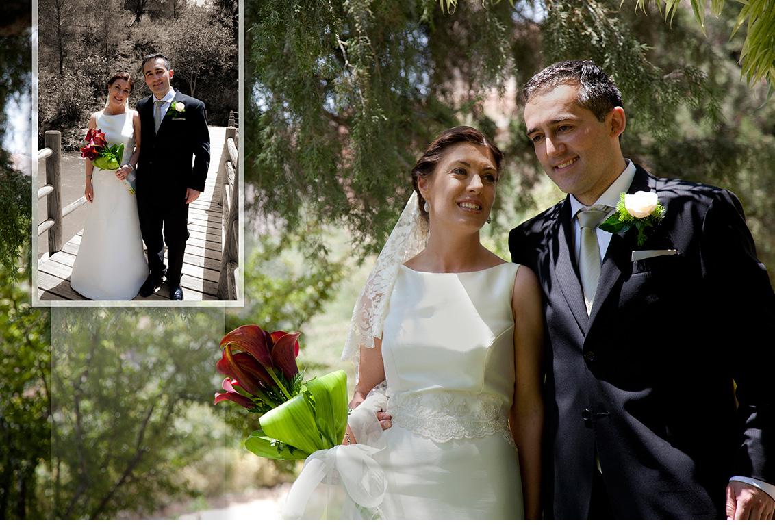Fotos de boda en Albacete. Fotografías de la boda de Javier y Charo