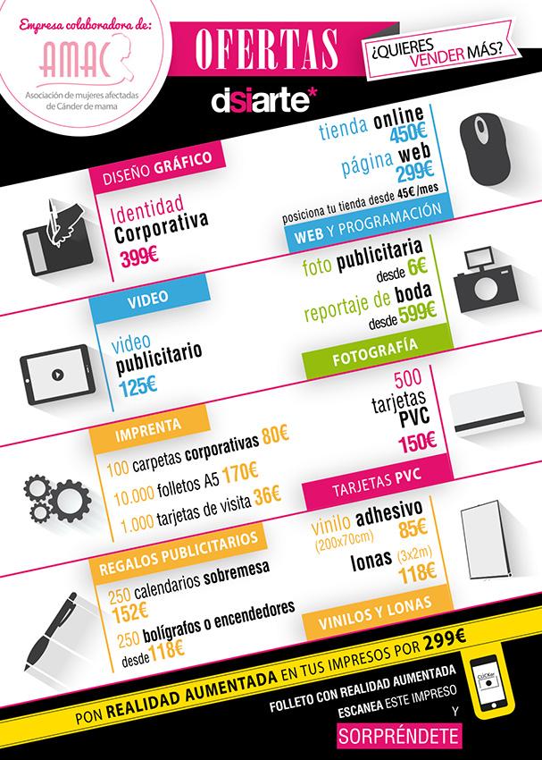 Agencias de publicidad Albacete ofertas, diseño, grafico, web, imprenta, vinilos, fotografia de bodas, regalos publicitarios y video