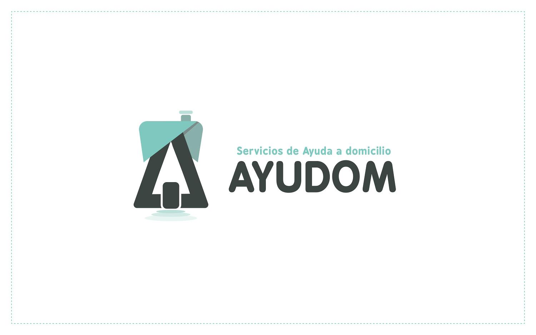 Diseño gráfico Albacete, diseño de imagen corporativa Ayudo, diseño grafico, branding, diseño web Ayudom