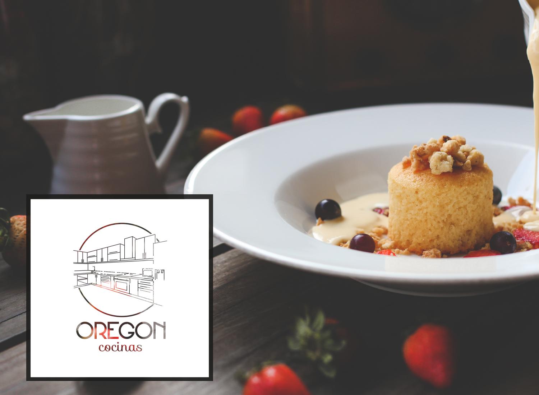 Diseño grafico, branding, diseño web a medida, diseño etiquetas aceites Cocinas Oregón