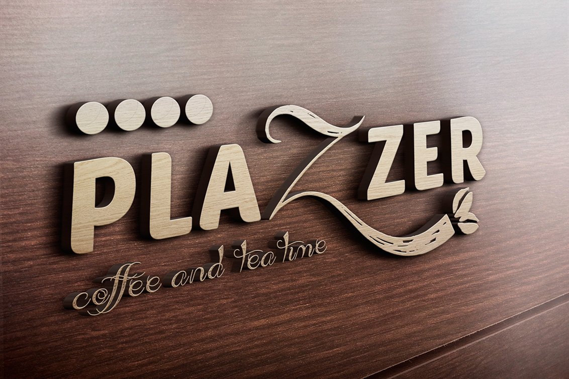 Diseño gráfico Albacete, diseño gráfico Albacete, branding Albacete, Plazzer coffee and tea time