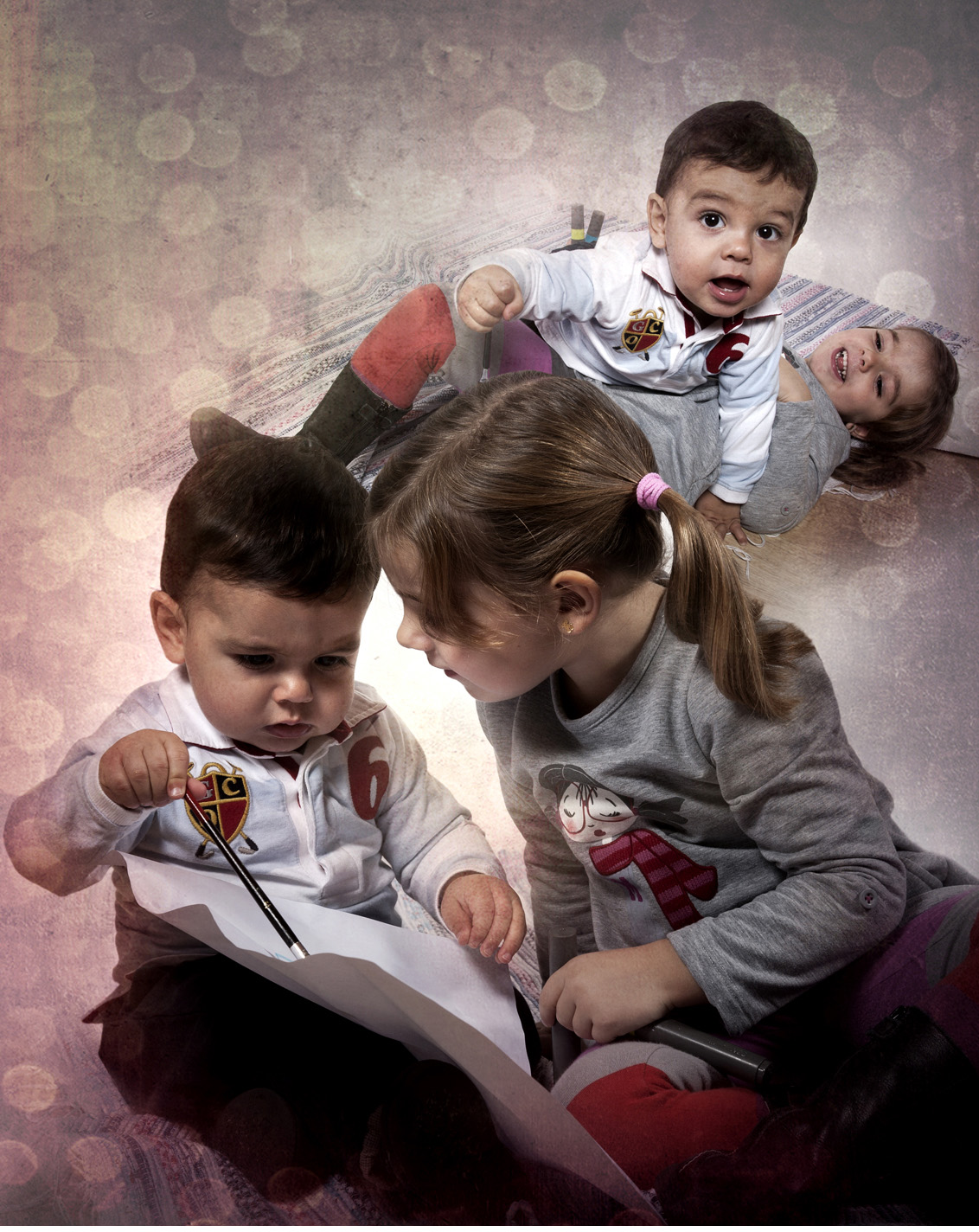 Reportaje Niños