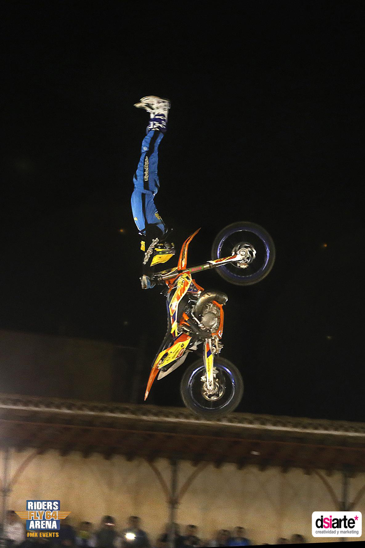 Fotografía publicitaria Albacete, Summer Night Tour 2015, freestyle motocross cup 2015
