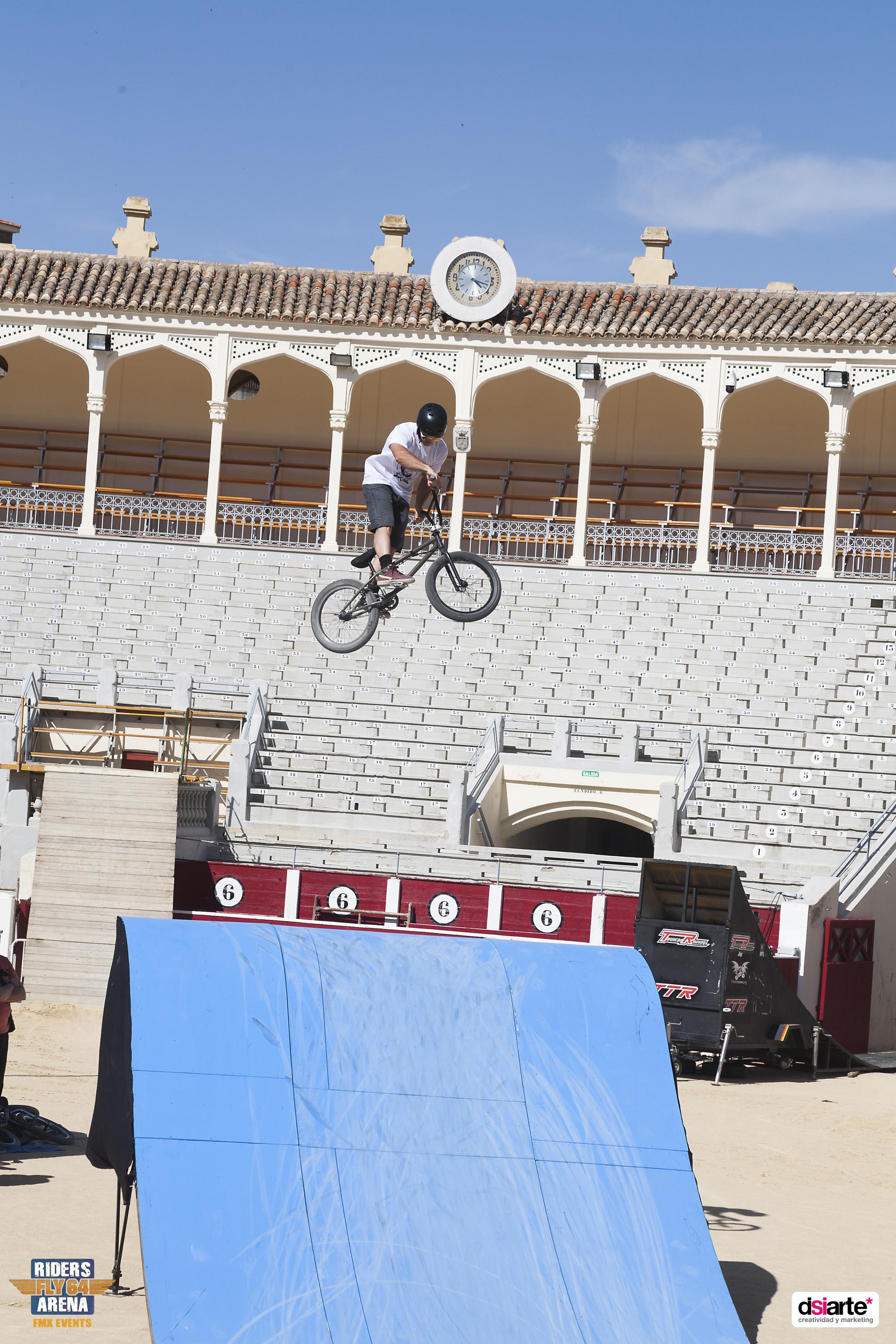 Fotografía de eventos Albacete Summer Night Tour 2015, freestyle motocross cup 2015
