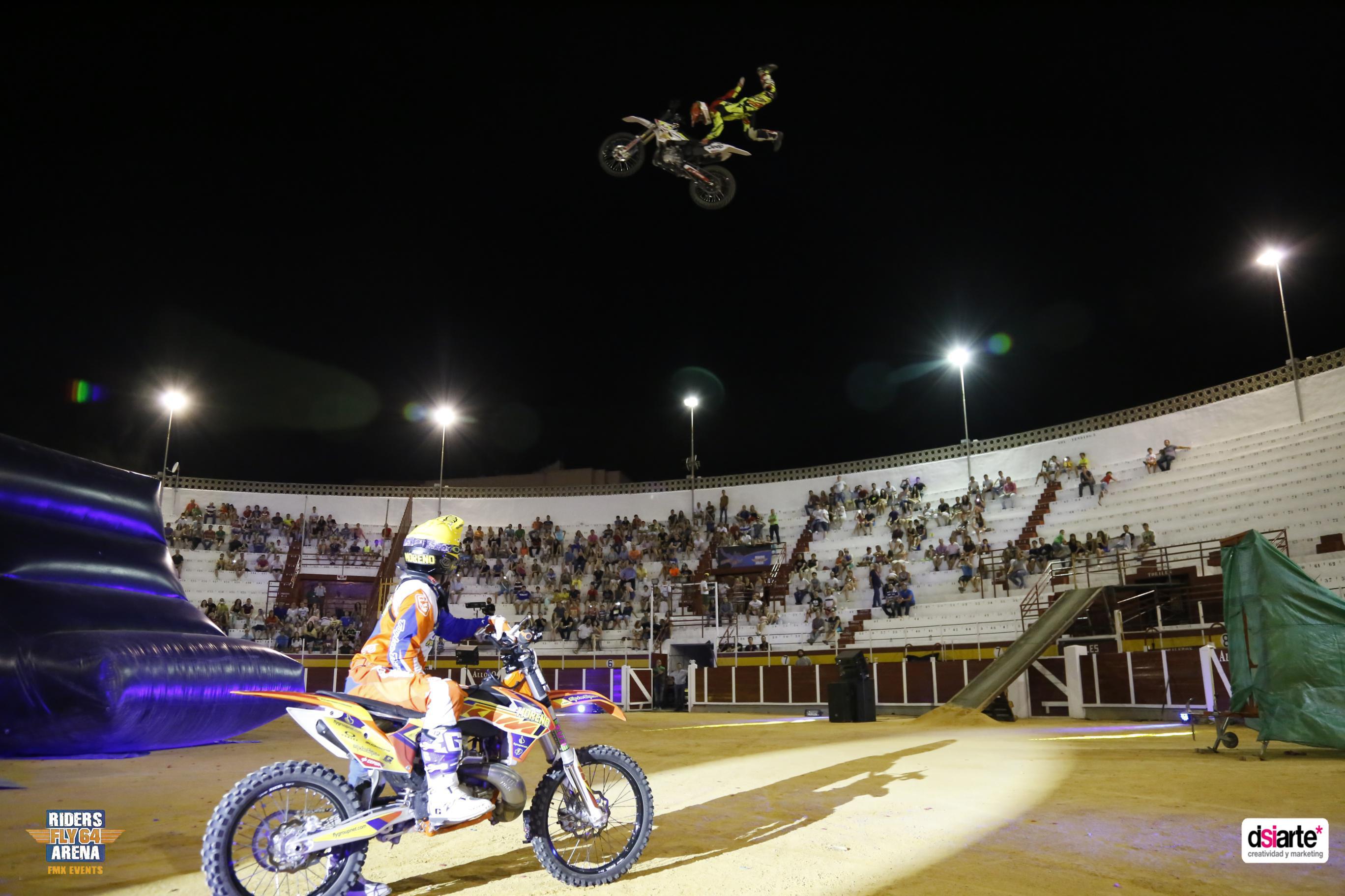 Fotografía espectáculos Albacete, fotografia de motos, Summer Night Tour 2015, freestyle motocross cup 2015