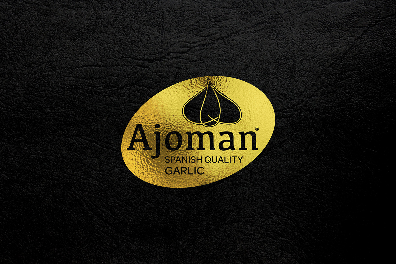 Diseño gráfico albacete, diseño gráfico y diseño de packaging Ajoman.