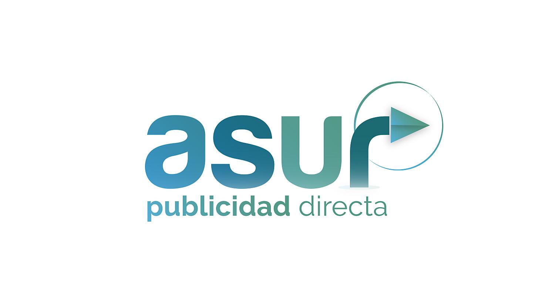 Diseño gráfico, branding,restyling de logotipo Asur