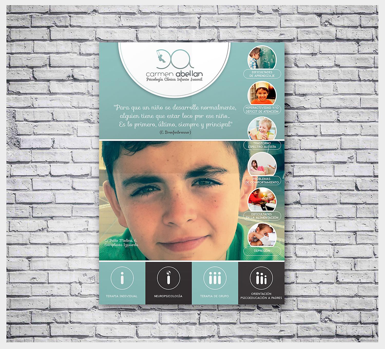 Diseño de cartel, Diseño grafico Albacete, branding Albacete, impresión cartel