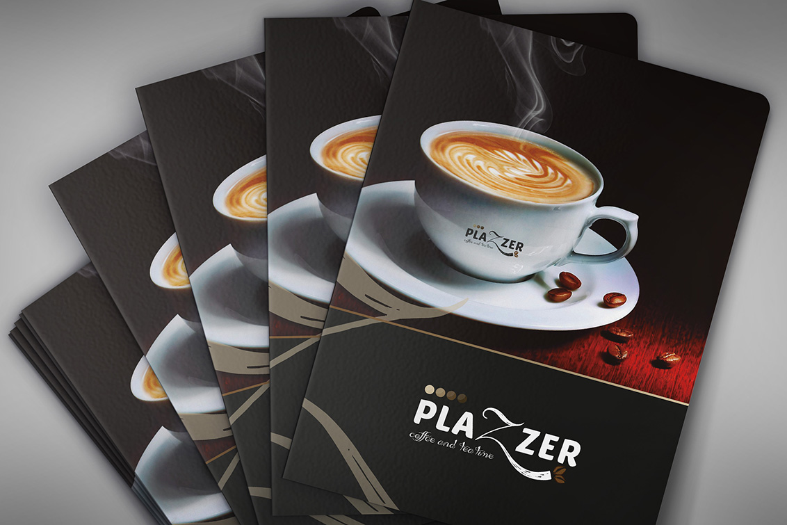 diseño packaging, branding, diseño packaging de Plazzer coffe and tea