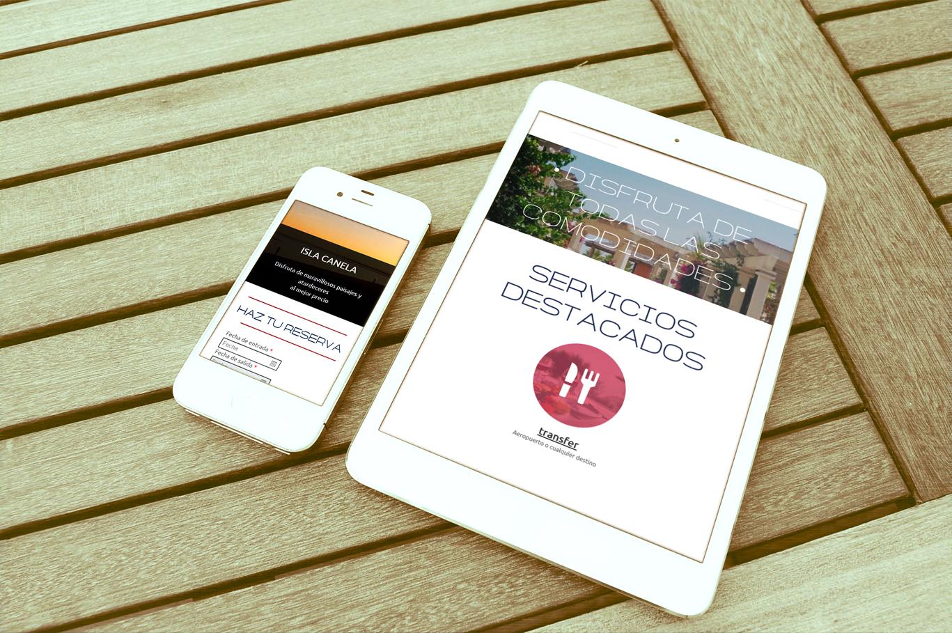 Diseño web, Diseño web Albacete, diseño y programación página web de Diseño web, Diseño web Albacete, página web reponsive, diseño y programación página web de SIT Isla Canela