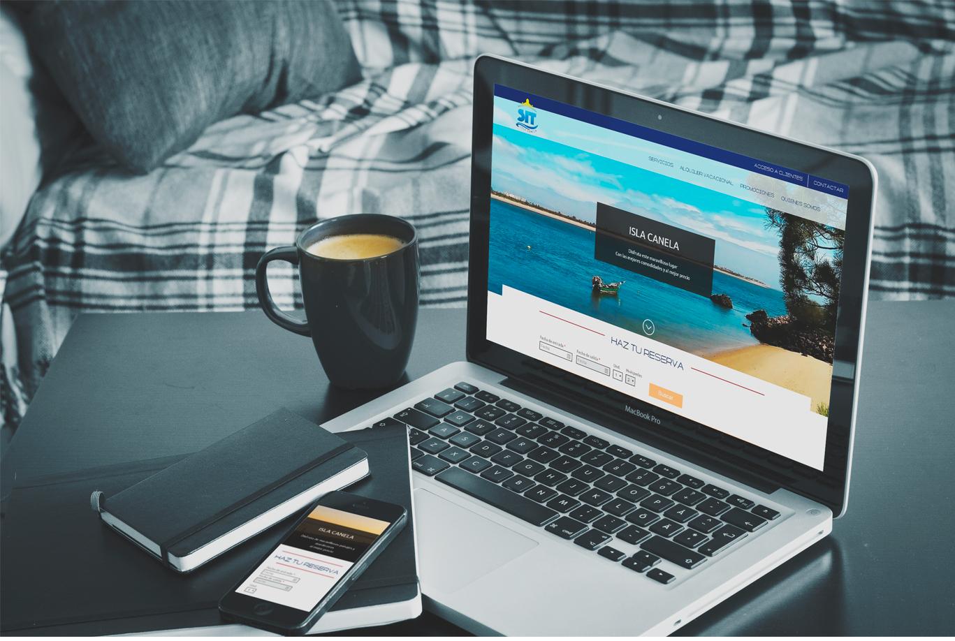 Diseño web, Diseño web Albacete, diseño y programación página web de Diseño web, Diseño web Albacete, diseño y programación página web de SIT Isla Canela
