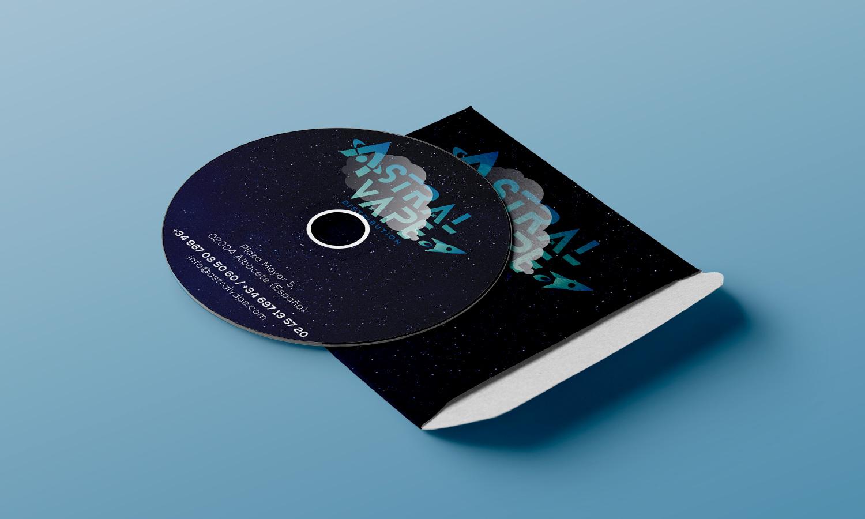 Diseño grafico Albacete, imprenta Albacete, diseño de papelería corporativa Albacete Astralvape