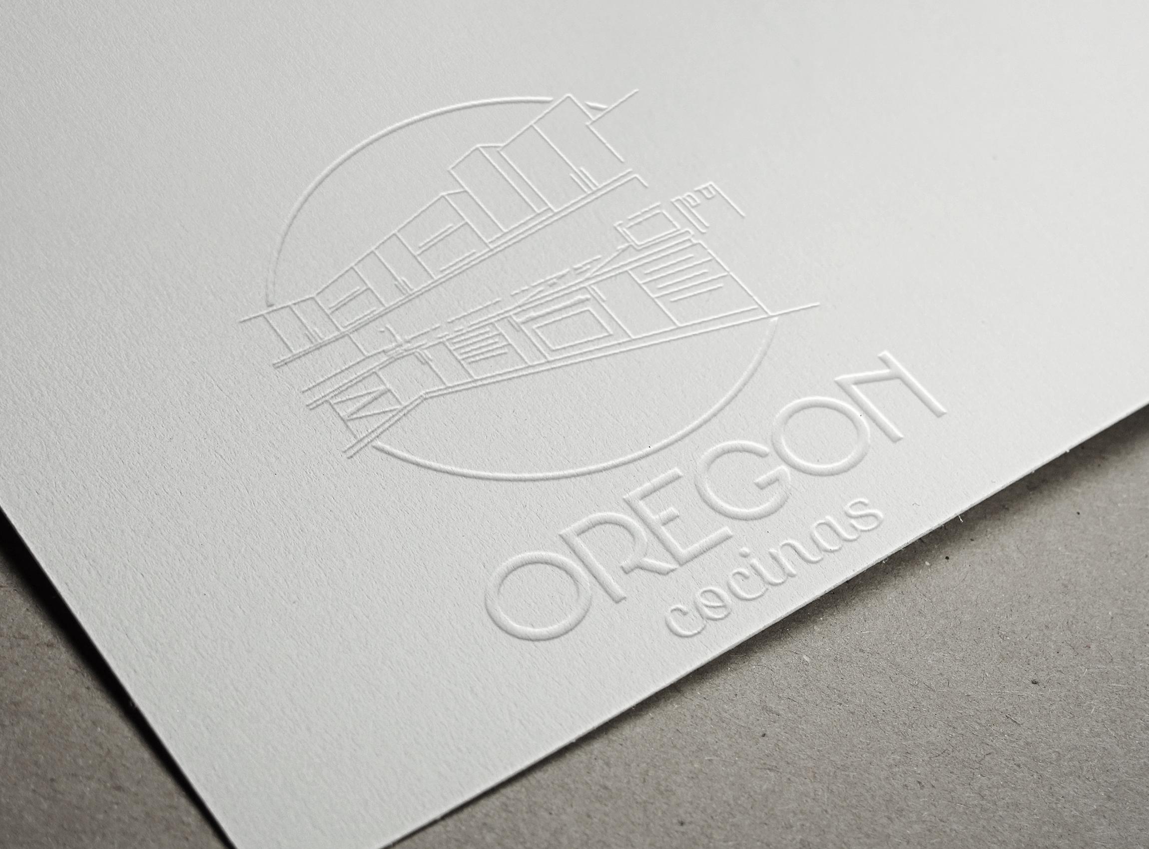 Diseño gráfico, branding, diseño web y restyling de marca Cocinas Oregón