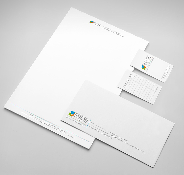 Diseño Gráfico, identidad corporativa Albacete, diseño de papelería corporativa Logos
