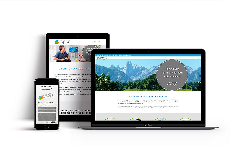 Diseño Gráfico, Diseño web, Programación web a medida Logos