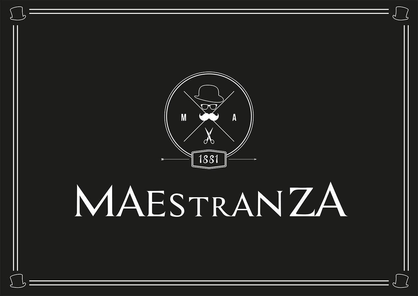 Diseño gráfico Albacete, variación de marca, versión marca Maestranza Moda joven