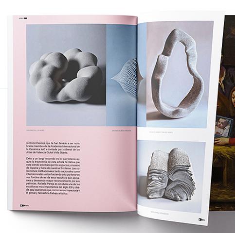 Diseño Editorial e Imprenta en Albacete para Revista 967Arte
