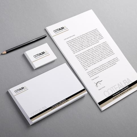 Diseño gráfico Albacete, diseño página y posicionamiento web para empresa de Albacete Cotealba