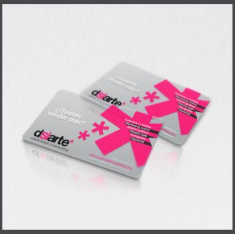 Tarjetas transparentes, tarjetas plásticas transparentes