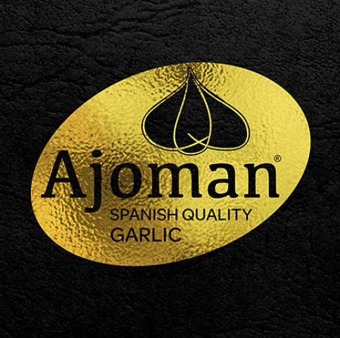 Rediseño de logotipo y restyling marca y packaging Ajoman