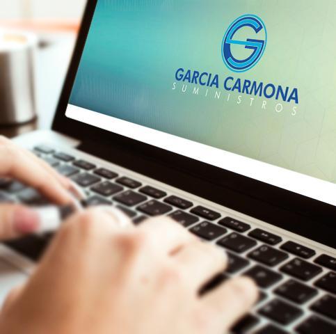 Diseño tienda online premium Madrid y posicionamiento web para empresa García Carmona Suministros