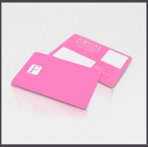 tarjetas plásticas vip