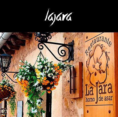 Diseño y programación de página web La Jara Gastronómica