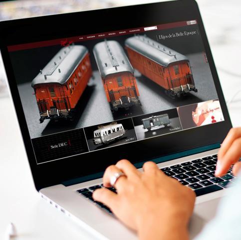 Diseño web Albacete página Rafael Sanchez
